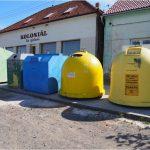 Bio odpad Uherce a třídění odpadů