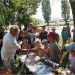 Dětské rybářské závody 2020
