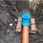 Rekonstrukce přívodu vody do Velkého rybníka